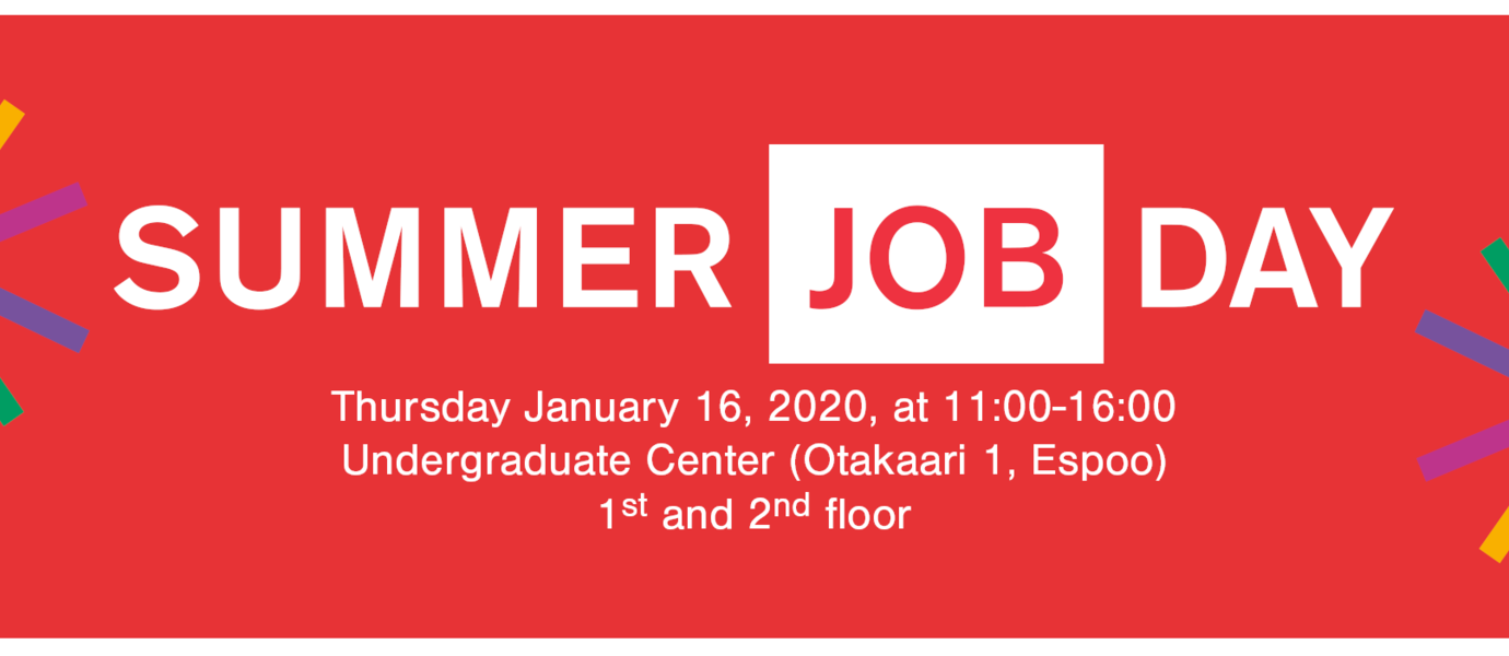 Summer Job Day_Banner
