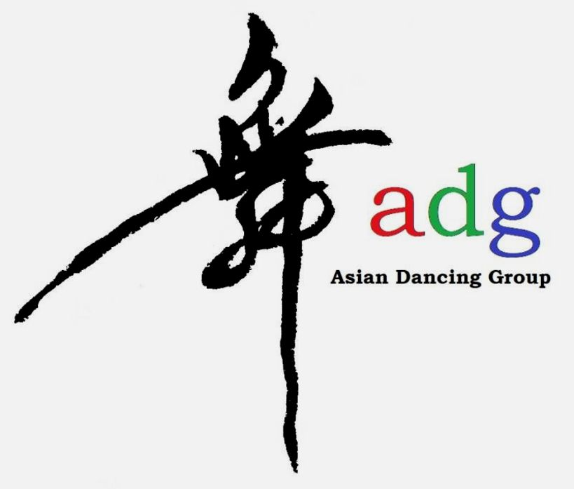 Asian dance group logo